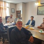 Meeting with the Arian Laban Nagesh